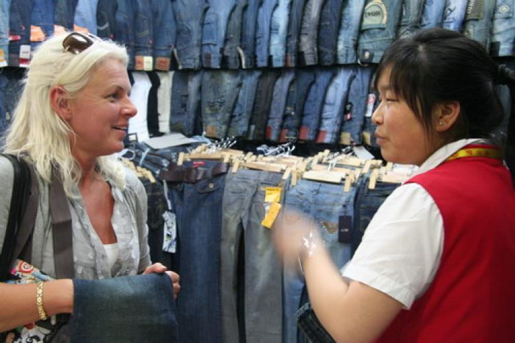 Beijing's Must-Meet Markets