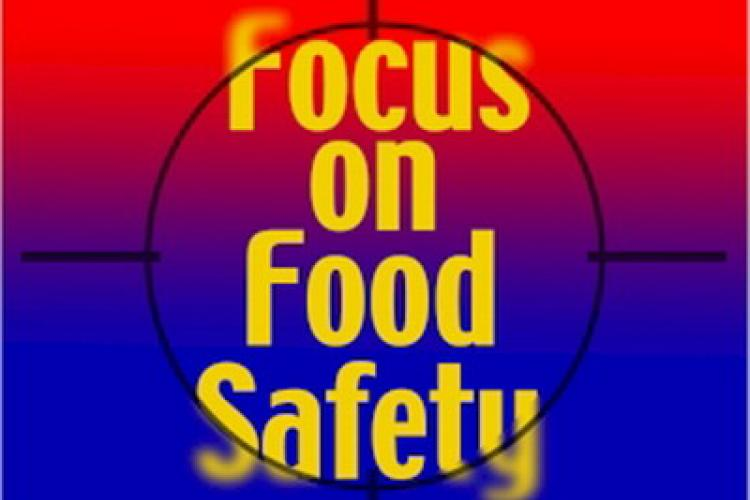 Food Safety Must be Our Top Priority!