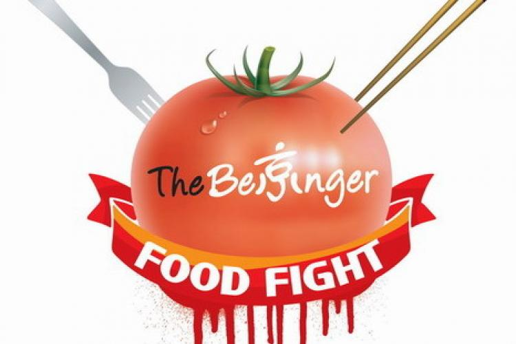 Food Fight – Win Books and Wine!