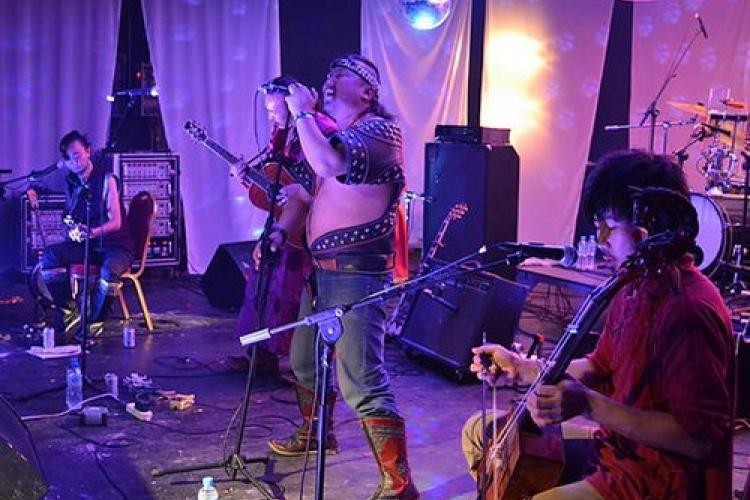 Weekend Live Music Roundup: Hanggai, Shanren, Demerit, will.i.am