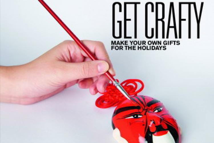 Out Now - the Beijinger December 2011: Get Crafty