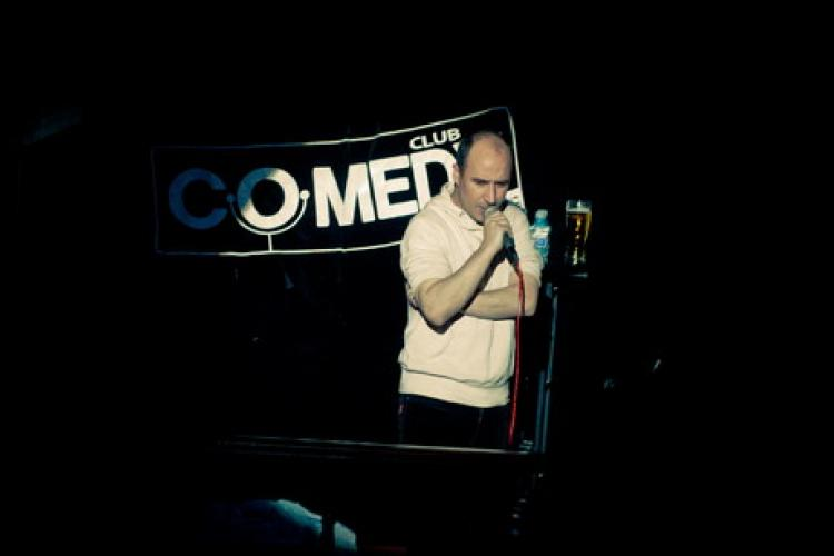 Carlos Ottery: A Stand-up Kind of Guy