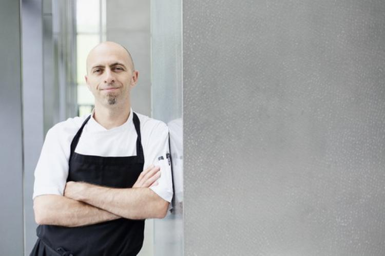 Professor X: Chef Xavier Mauerhofer of Bei