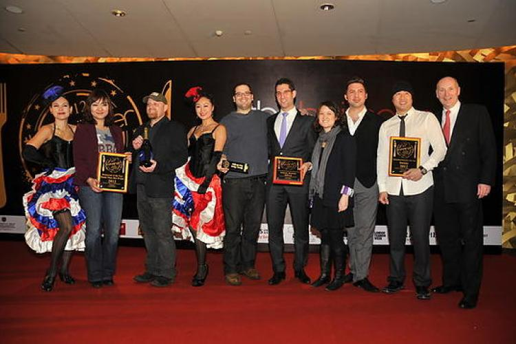 In the Beijinger Galleries: Awards, Nightlife and Openings