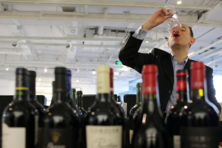 News You Might Have Missed: China Bans Chinese and Wines Win