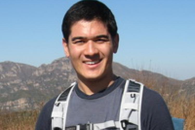 A Breath of Fresh Air: Zach Chen of Beijing Hikers