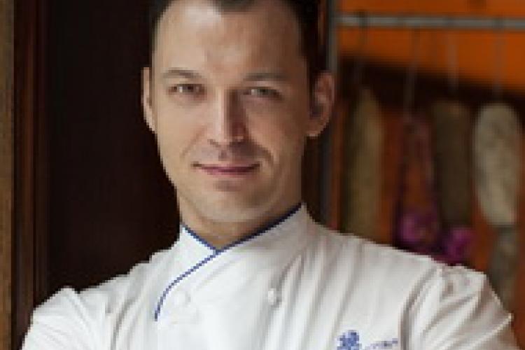 Teutonic Tastes: Ritz Carlton Beijing Executive Chef Andreas Krampl