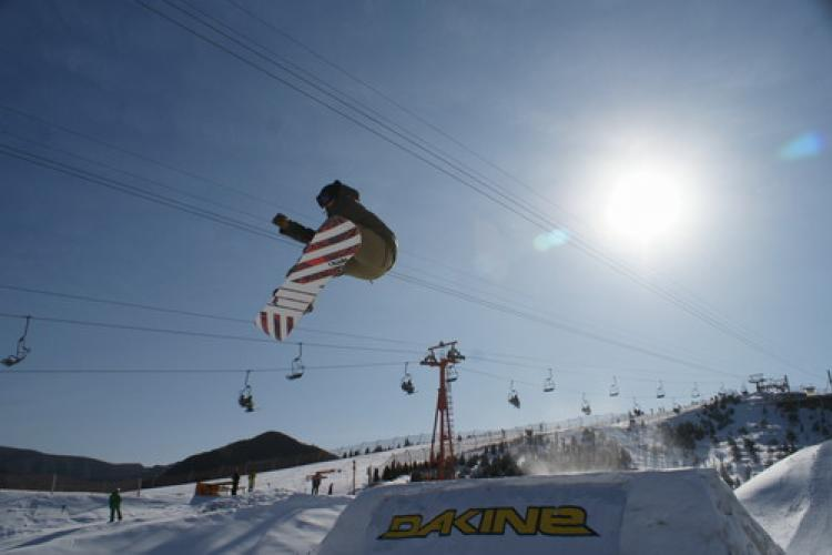 Skiing in China: Greater Beijing