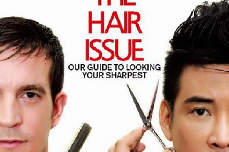 Out Now - the Beijinger - August 2012: The Hair Issue