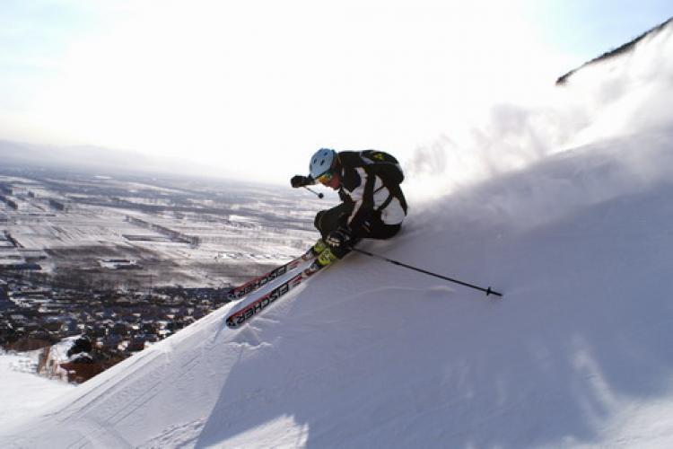 Skiing in China: Chongli Cluster