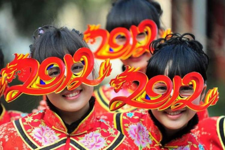 Time For Temple: Chinese New Year's Fairs