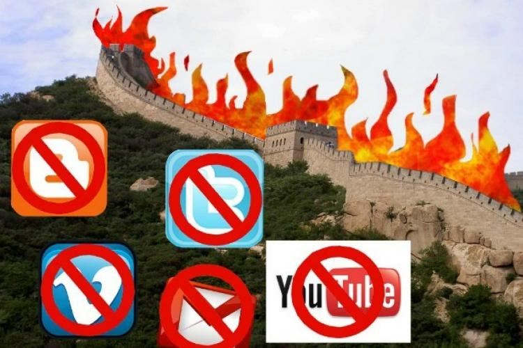 VPNs Illegal? Great Fire Wall Stronger? Ironic Global Times Report?