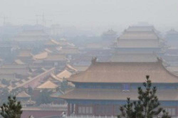 Pollution Linked to Lung Cancer Claims Global Times