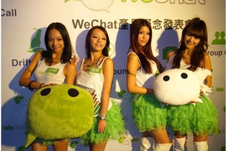 WorldChat: WeChat Hits 50 Million Overseas Users