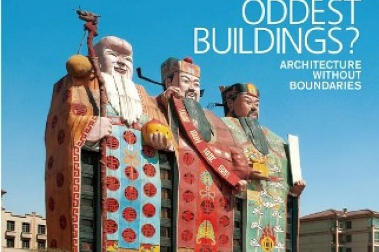 Out Now - the Beijinger - May 2012: Beijing's Oddest Buildings