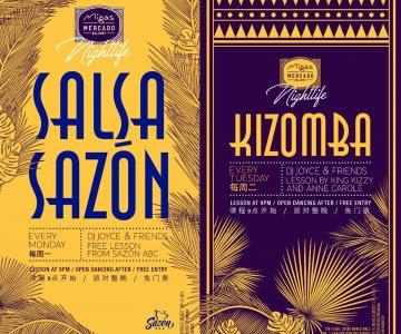 Salsa & Kizomba at Migas Mercado