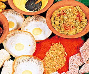 Discover Sri Lankan Cuisine and Win A Holiday @ Kerry's Kitchen