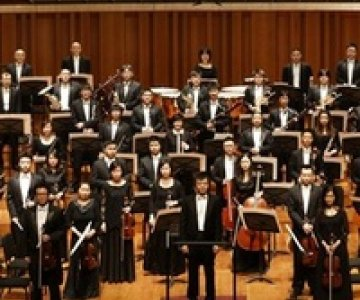 National Ballet of China Symphony Orchestra Plays Beethoven and Tchaikovsky