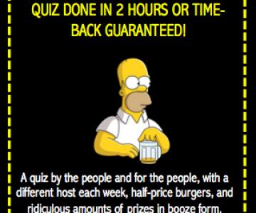 XL Pub Quiz
