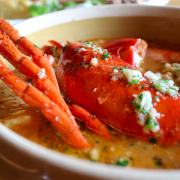 The Migas Spoon Brunch - Soupy Lobster Rice