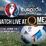 Euro Cup 2016 - Watch Live at Q MEX