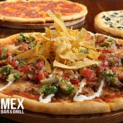 1/2 Price Pizza - Every Tuesday at Q MEX