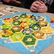 Play Settlers of Catan