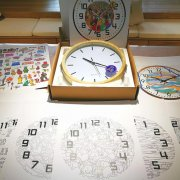Kids and Parents: Make Your Own Clock