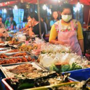 Food Festival in Daxing