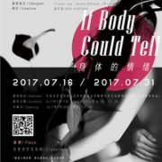 If Body Could Talk: A Photography Exhibition