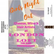 Girl's Night Out at London Loft