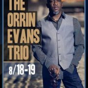 The Orrin Evans Trio at Blue Note