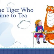 Children's Theatre: The Tiger Who Came to Tea