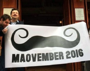 Attention Liars: Maovember Needs You Saturday