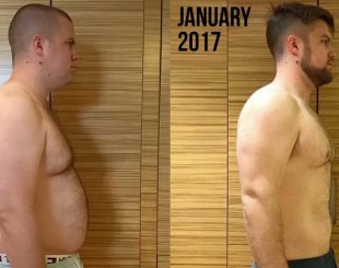 """From Comfort Zone to """"In The Zone"""": How Jim Fields Transformed his Body with TRIBE Nutrition"""