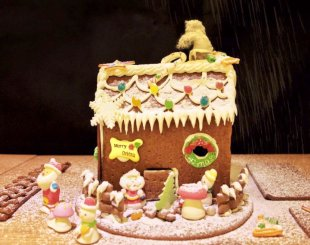 EAT: Gingerbread House Making, Wellendorff Afternoon Tea at China World Hotel, Christmas Spirit at Moka Bros Solana