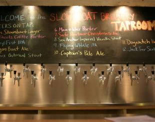 Overcome Monday Blues at Slow Boat and Capital Spirits with Distilled Beer All Month