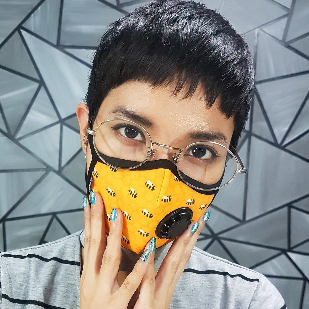 masque anti pollution n95 3m