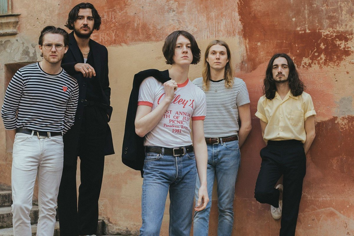 Share in the Synthpop Love With British Indie Rockers Blossoms Nov 2