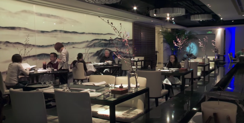 The best chinese and international restaurants for