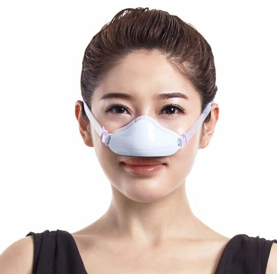 masque pollution kids