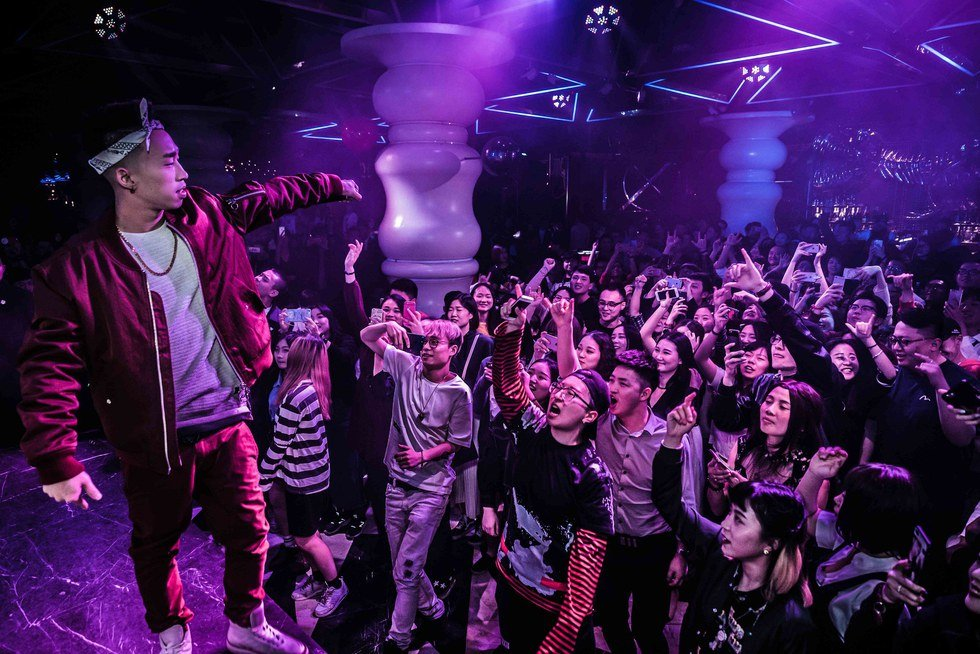 Hip Hop Club Karlsruhe