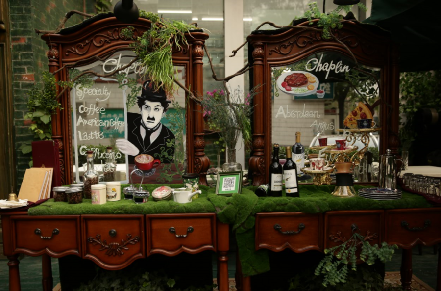 Charlie Chaplin Bar Opens 2nd Location For Roaring 20s