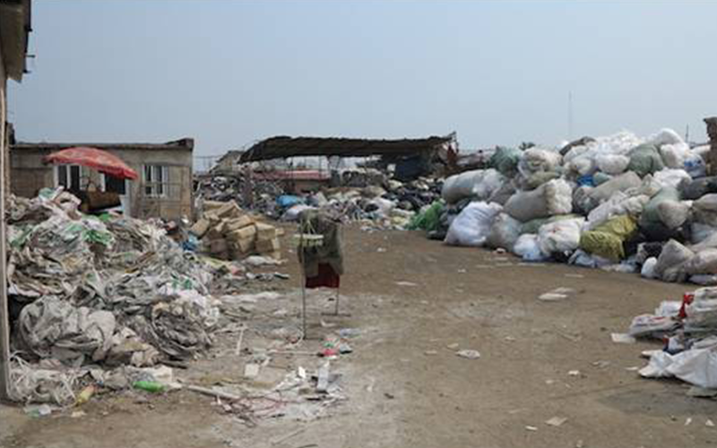 PKU MBA Deep Dive: The Problem with Recycling in Beijing