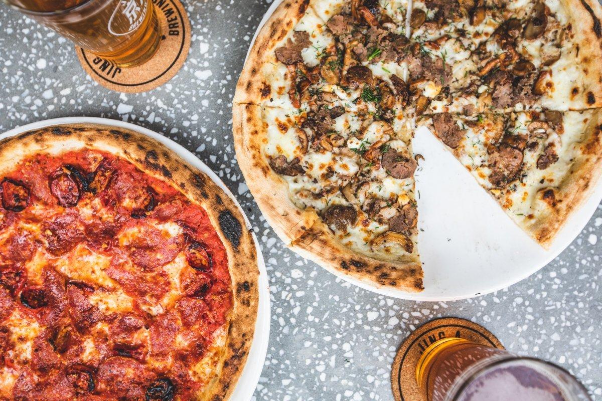 Eat Tribe Wf Central Closes Legends Of Pizza At Bottega