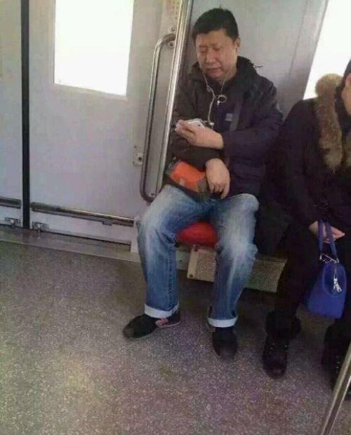 China's Richest Man Wang Jianlin Seen Taking the Beijing