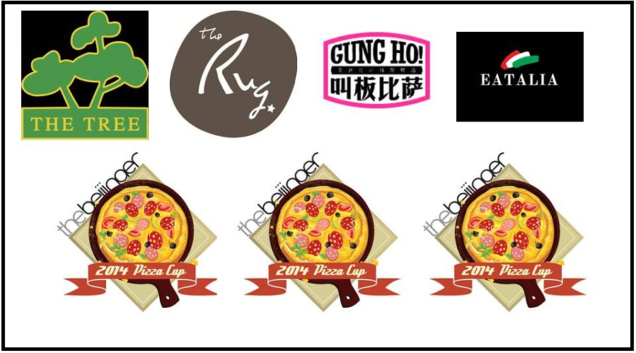 Your Final Four in the 2014 Pizza Cup: