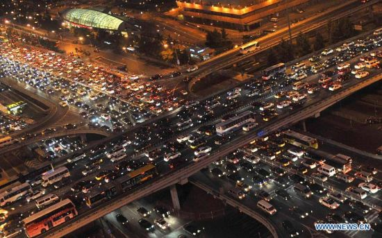 Prepare for Some Traffic Nightmares to Accompany Your Holiday Cheer