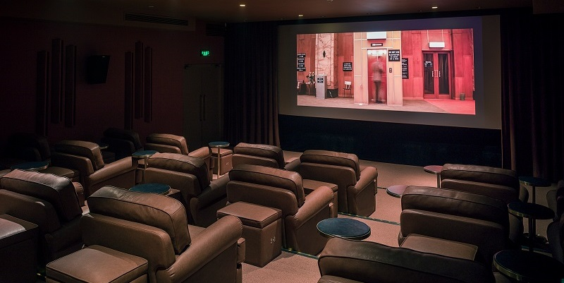 It's a Bar! It's a Cinema! It's a Restaurant! Cinker Pictures Brings Swank to the Sanlitun Filmgoing Experience