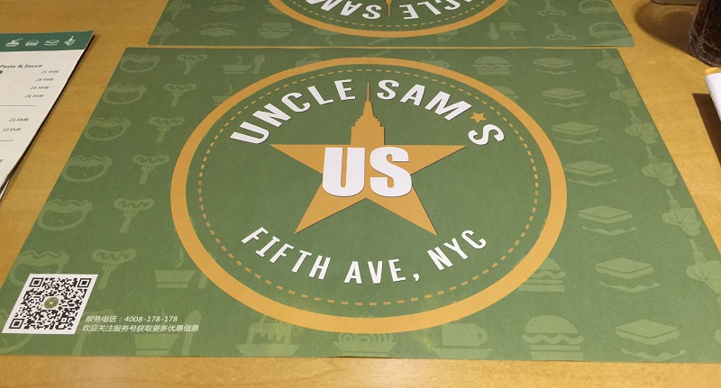 Beijing-Based Burger Chain Uncle Sam's to Take Manhattan, But How's it Doing Here?